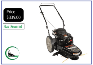 Remington RM310 Explorer 159 cc 21-Inch Rwd Self-Propelled 3-in-1 Gas Lawn Mower